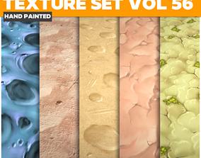 3D model Terrain Vol 56 - Game PBR Textures
