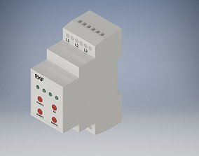 Phase control relay RKF-8 3D