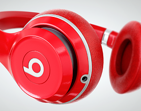 pbr Headphones 3D
