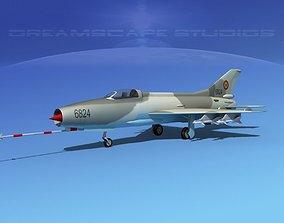 3D model MIG-21 Fishbed V11
