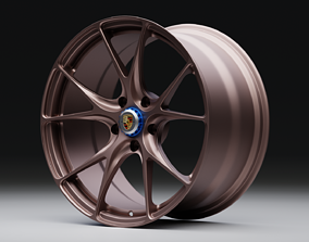 3D model VOSSEN RS74