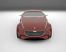 Mercedes-Benz Maybach Vision 6 3D model