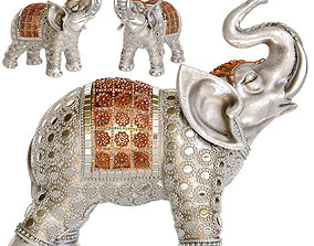 beautiful Elephant 3D model