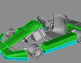 Karting Race 3D printable model