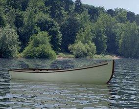 3D Row Boat activity