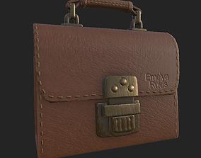 3D asset Small Bag Wallet