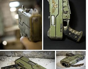 3D print model Warhammer 40 K Imperial Guard Pstl