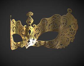 DIY Mask 1 - 3D Printable