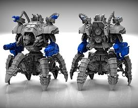 3D print model Heavy Arachknight Torso