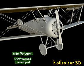 3D model Sopwith Camel Aircraft