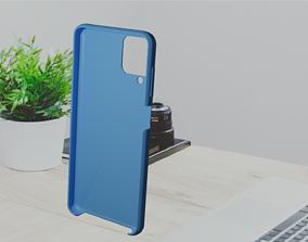 3D printable model Samsung Galaxy A12 TPU case