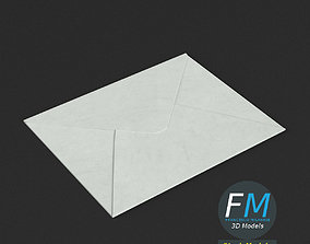 3D Small envelope closed