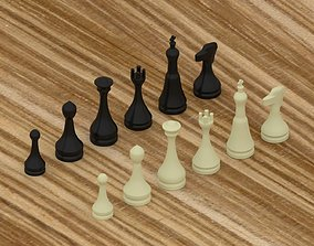 chess for 3d print