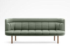 Jardan Franklin sofa and modular sofa 3D