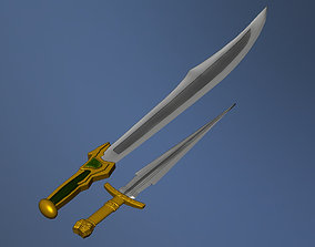 3D printable model Loki Dagger and Sylvie Blade - Loki 2