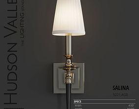 3D Hudson Valley Lighting Salina