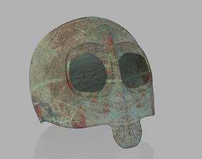 3D War Helmet