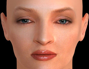 3D Uma Thurman