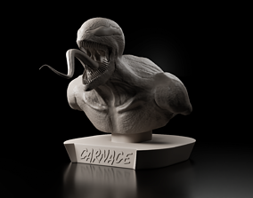 Carnage 3D printable model
