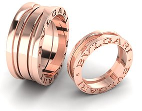 Buv lgari ring 55 3D printable model