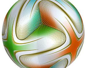 3D model Soccer Ball V2