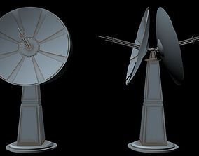 Generator SLD-14 from star wars 3D model