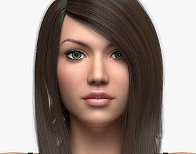 Doris II 3D asset