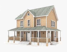 3D Cottage 60