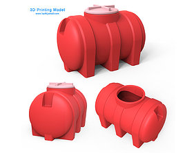 Water Tank 3D printable model