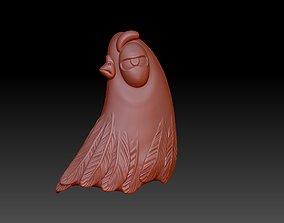 3D print model pigeon
