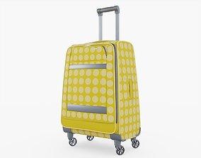 Wheeled Suitcase 01 3D model