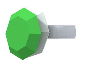 realistic printable ring