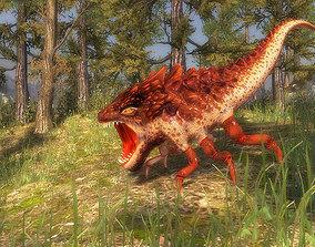 animated 3Dfoin - Dragon Bug