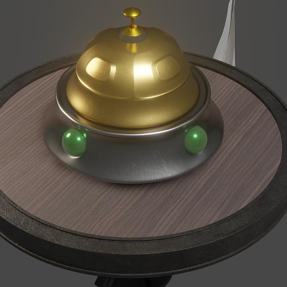 Final Fantasy XIV Summoning Bell