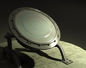 3D model Flood Light