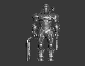 armor Doom Eternal Armor - Printable