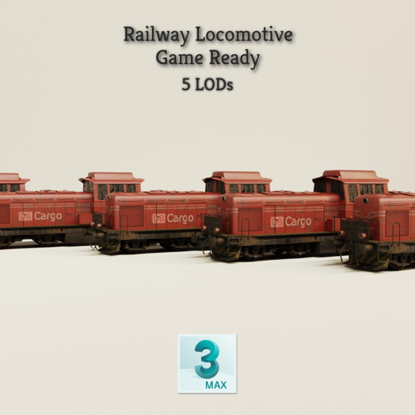 Railway Locomotive