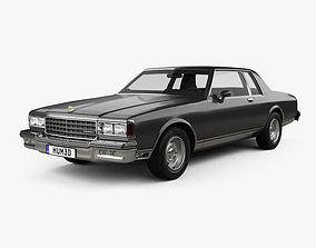Chevrolet Caprice Landau 1985 3D model