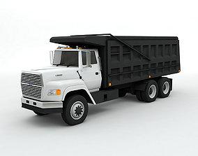 3D model Dump Truck L9000