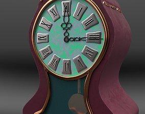 decoration Clock 3D