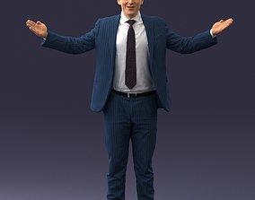 Happy person 1016 3D model