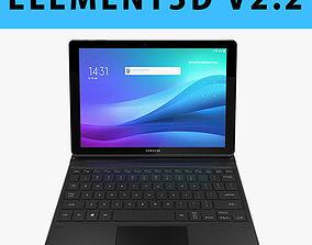 E3D - Samsung Galaxy Book 12 Type Cover