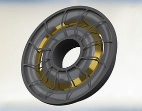 3D Headphone speaker - ring radiator type