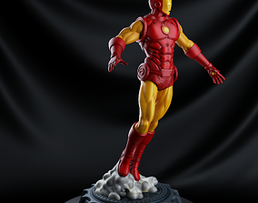 Iron Man Classic - 3D Print Model