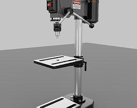 3D model tools Drill Press