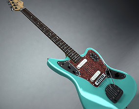 Fender Jaguar 3D