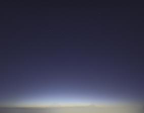Skydome HDRI - Starlight Sky II 3D