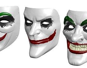 3D print model Mask - Jokers