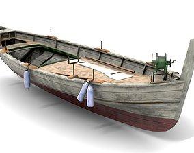 Fishing Boat 06 3D model