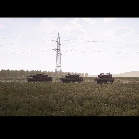 CC Firefight 1985